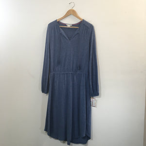 Boden Blue Dress Size 12