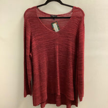Load image into Gallery viewer, Eileen Fisher Red Sweater Size 2X