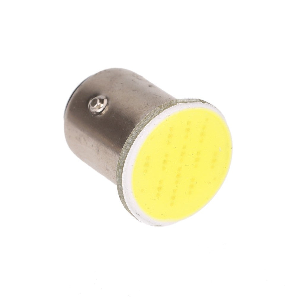 1157 BAY15D 12SMD COB White Auto Car Brake Parking Backup Turn Signal Light Bulb 12V