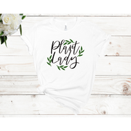 Plant Lady Unisex Short Sleeve T-shirt (Available in 2 Colors)