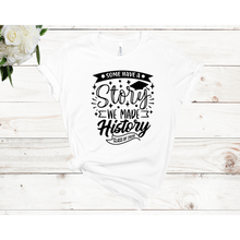 Load image into Gallery viewer, Some Have a Story Unisex Short Sleeve T-shirt