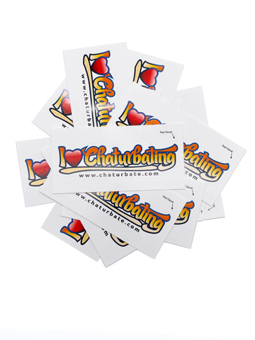 Stickers - Set of 12