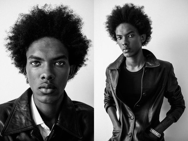 Interview with Brandon Bailey, Model on the Rise