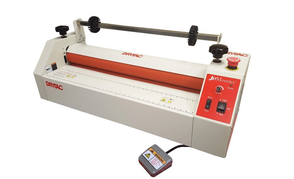 Drytac Roller Laminators Tools and Accessories BreathingColor Drytac JetMounter JM18 Laminator