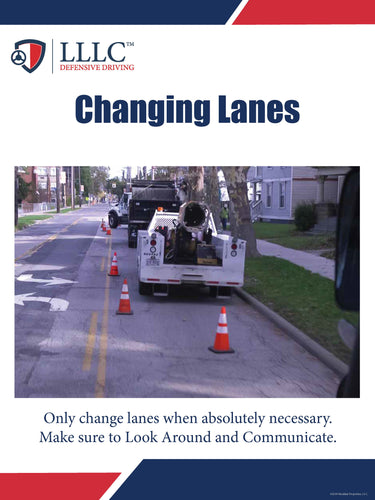 LLLC - Lane Changing