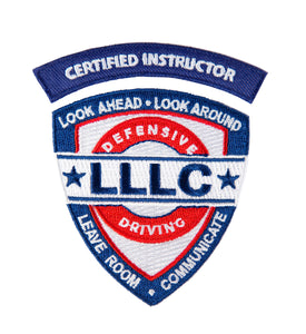 LLLC Instructor Certification Patch Set