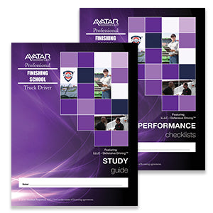 CDL Finishing School | Student Study Guide & Performance Checklist
