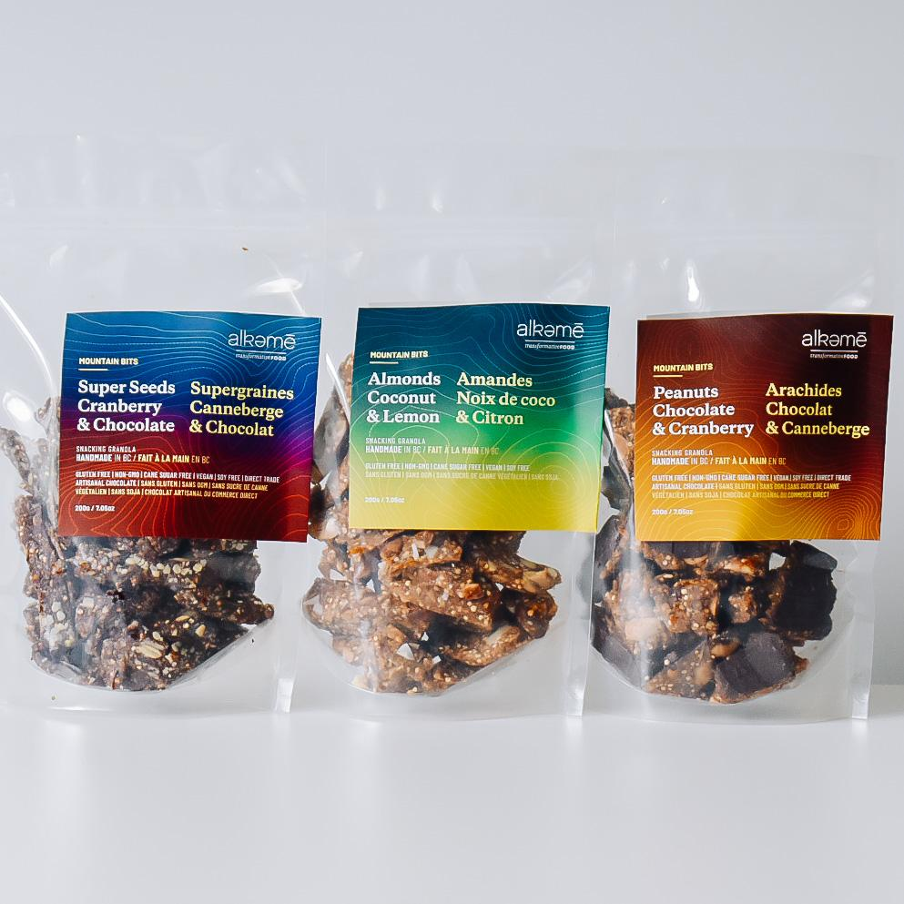 Granola: Variety Pack Mountain Bits