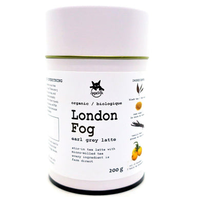 London Fog by Jaga Silk Tea tin