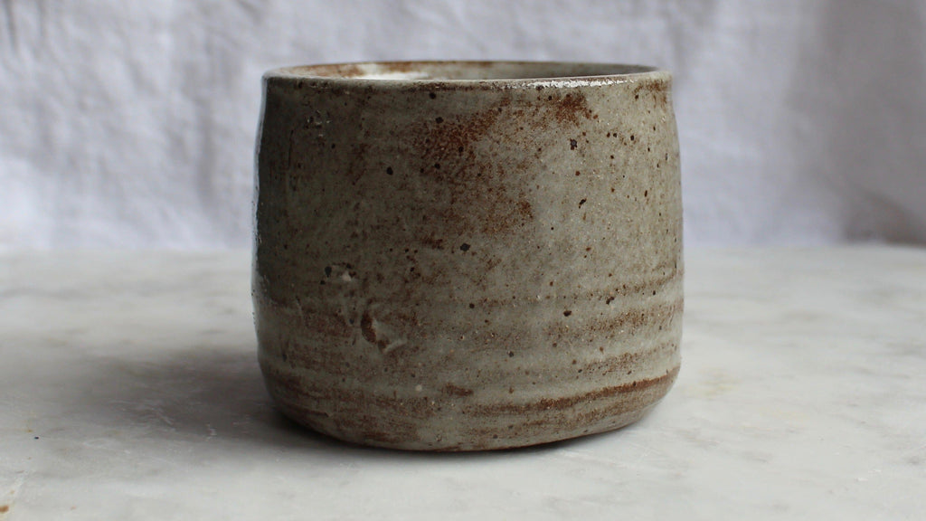 Cylinder vessel, freckled rust