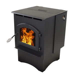 Pleasant Hearth -  Medium Pellet Stove