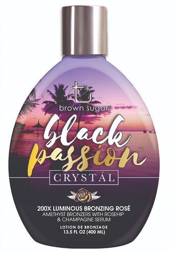 BLACK PASSION CRYSTAL 400ML - 200X BRONZERS