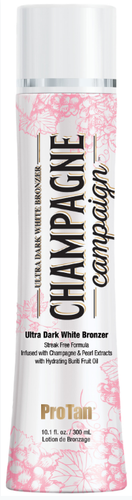 CHAMPAGNE CAMPAIGN 300ML - WHITE BRONZERS MET DHA