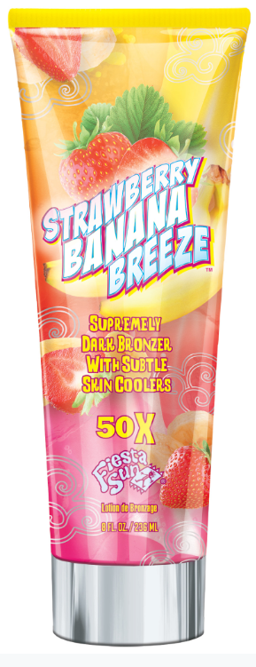 STRAWBERRY BANANA BREEZE 236ML - 50X BRONZERS