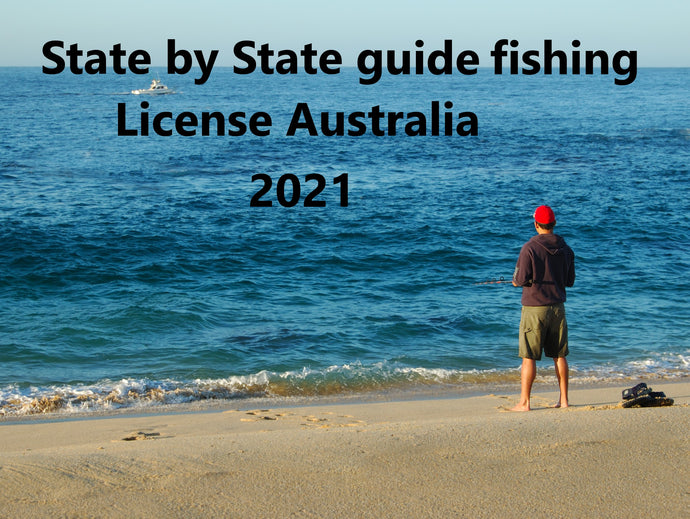 Fishing licence in Australia