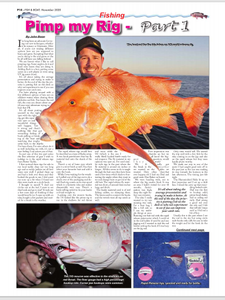 Fish and boat magazine review-John Boon