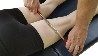 Myobar IASTM Tool R Plus Original Bar Hamstrings Leg Bicep Femoris Semitendinosous Semimembranosous