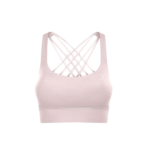 Extra Strappy Bra - Free Spirit Outlet Inc, Women's Athletic Wear, Fitness Apparel
