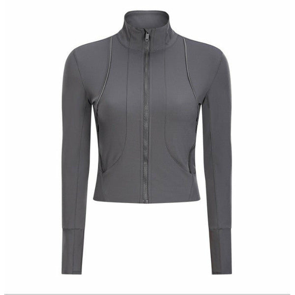 Boss Luxe Jacket - Free Spirit Outlet Inc, Women's Athletic Wear