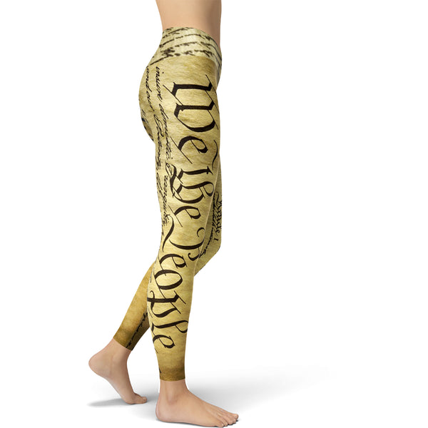 U.S. Constitution Leggings