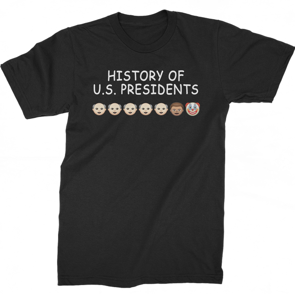 History Of U.S. Presidents Mug t-shirt