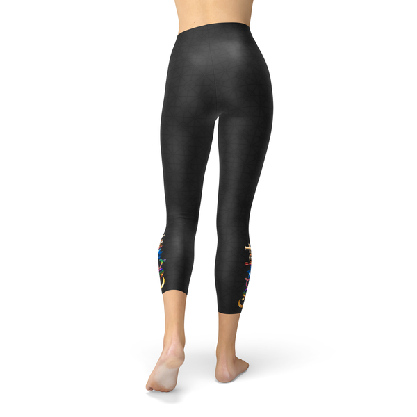 Coexist Capri Leggings