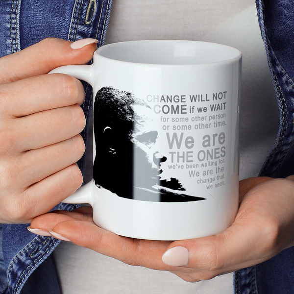 barack obama change we seek mug quotes