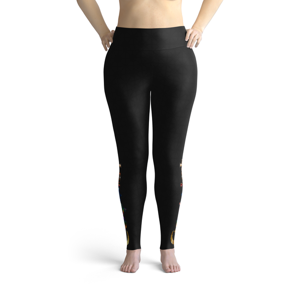 Coexist Plus Size Leggings