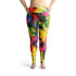 Pride Roses Plus Size Leggings