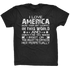 I Love America More Than Any Country In This World T-Shirt