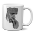 """For Now Decisions Are Upon Us..."" Barack Obama Quote Mug"