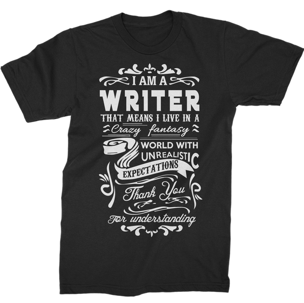 I Am A Writer T-Shirt
