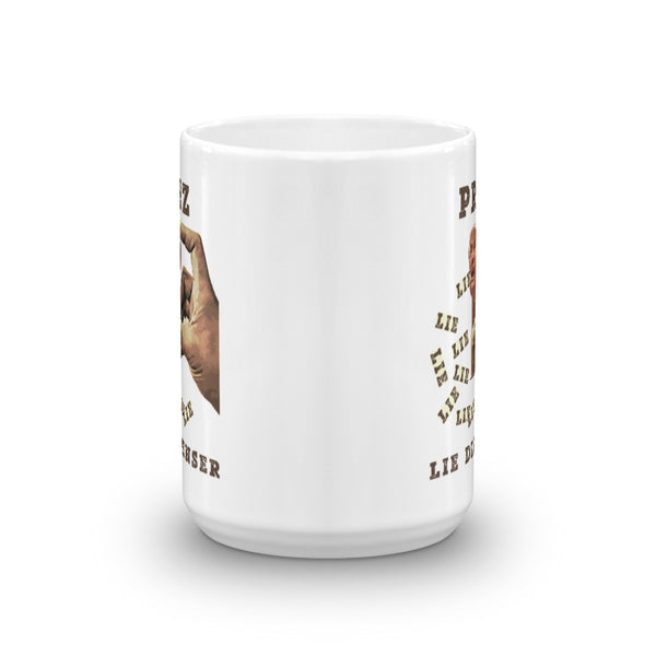 Prez Lie Dispenser Anti-Trump Mug