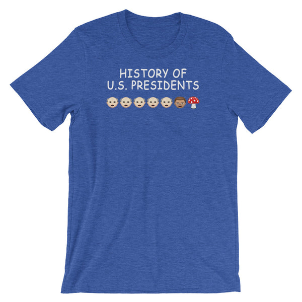 History Of U.S. Presidents - REVISED!