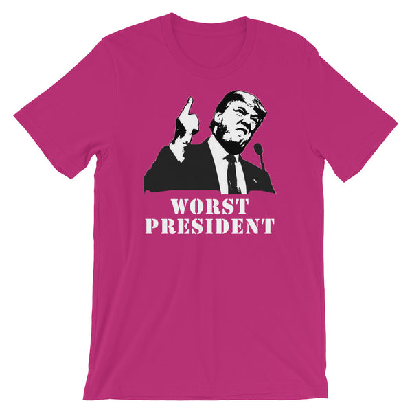 Donald Trump Is The Worst President T-Shirt