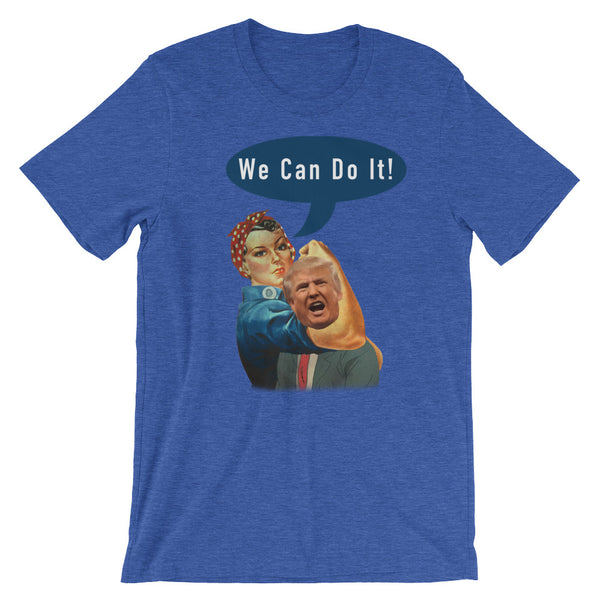 We Can Do It, Rosie Handling T-Shirt