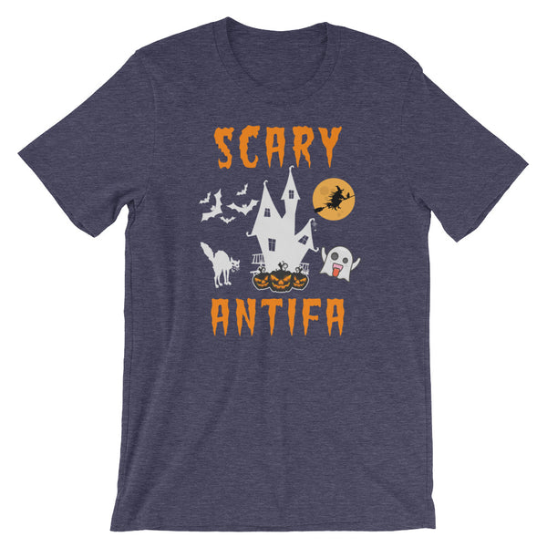 Scary Antifa! | Halloween T-Shirt