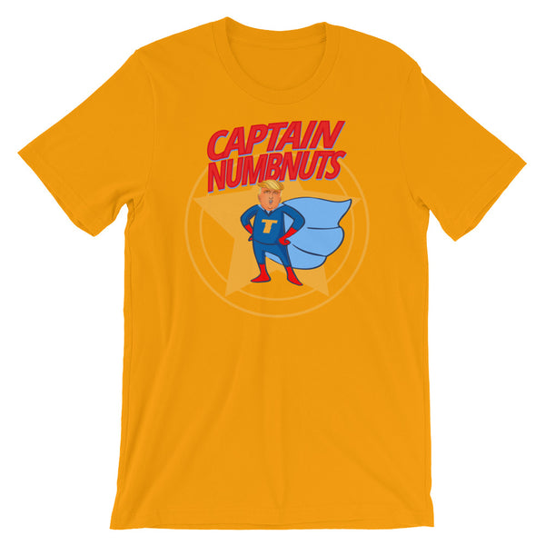 Captain Numbnuts! T-Shirt