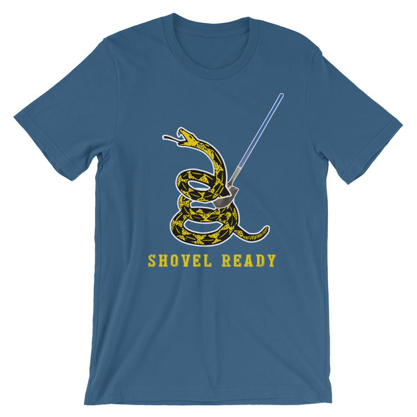 We're Gonna Tread All Over You T-Shirt
