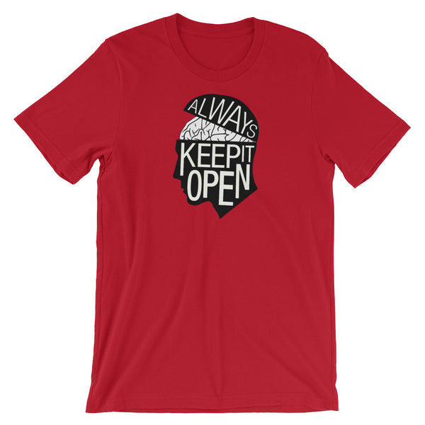 Always Keep It Open, , LiberalDefinition