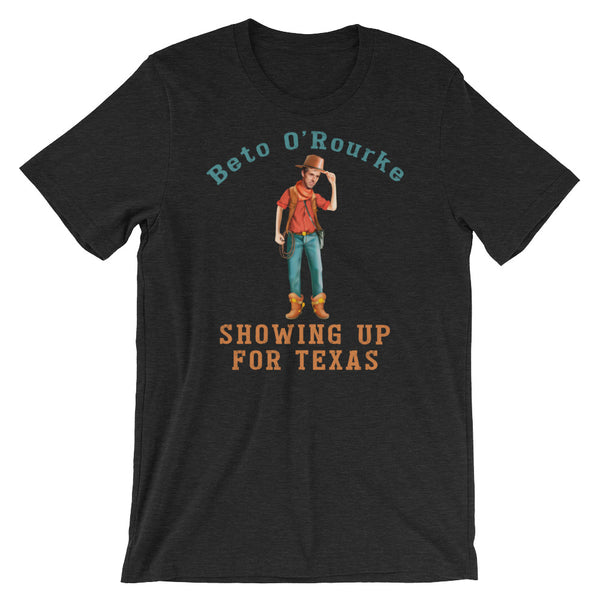 Beto O'Rourke: Showing Up For Texas
