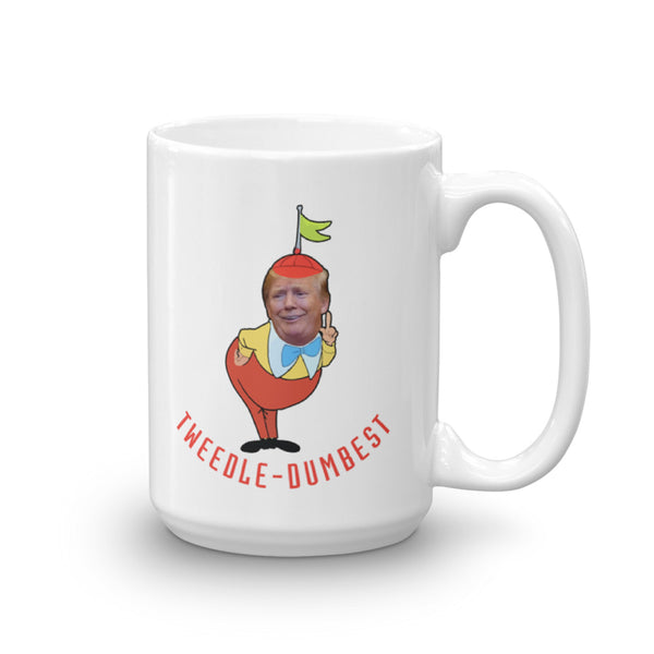Tweedle Dumbest Mug