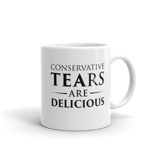 Conservative Tears Are Delicious Mug