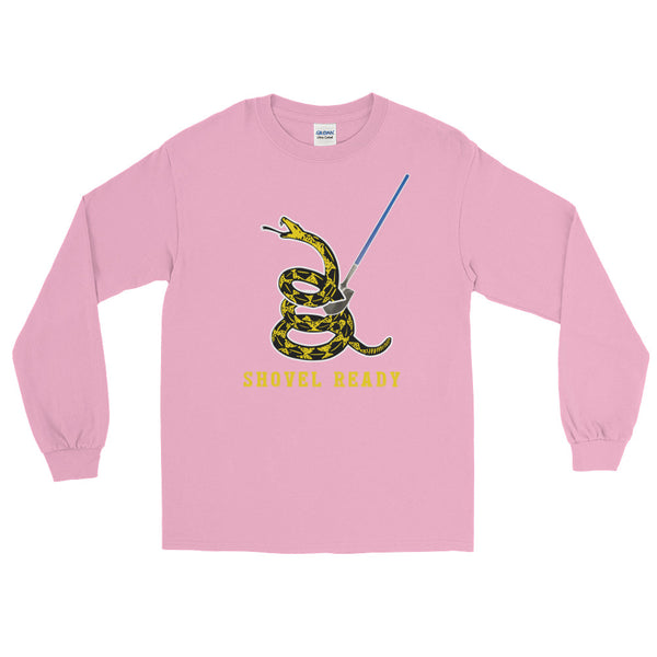We're Gonna Tread All Over You Long-Sleeved T-Shirt
