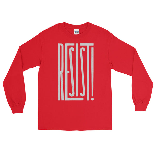 Resist! | Long-Sleeved T-Shirt
