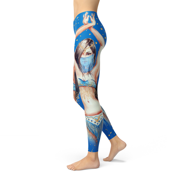 Moroccan Royal Princess Leggings