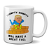 Trumpty Dumpty Will Have A Great Fall Anti-Trump Mug