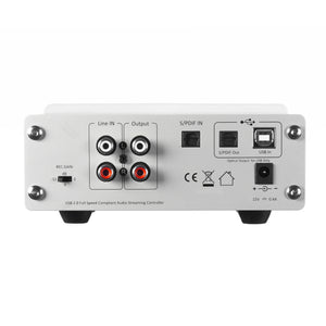 HP-DAC1 Digital to Analog Converter / Headphone Preamp