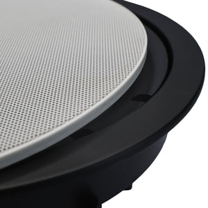 "IC-640CF Premium High-Resolution In-Ceiling 2-way 6"" speaker (Pair)"