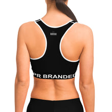 Load image into Gallery viewer, PR Logo Sports Bra